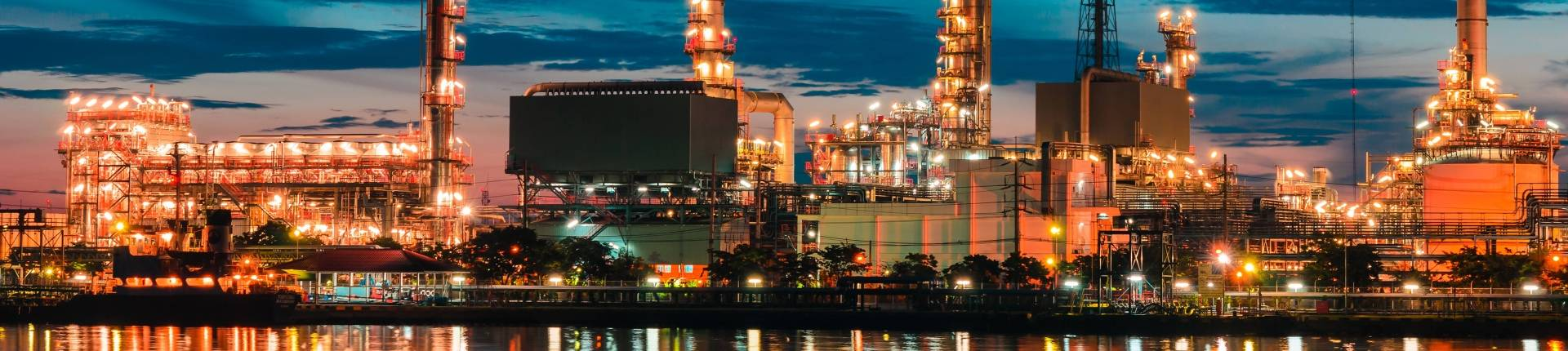 Oil, gas and petrochemistry