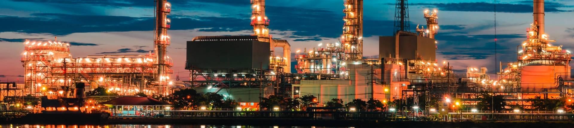 Olie, gas en petrochemie